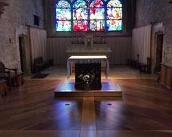 Les Ateliers du Bois Penneçot - Varanges - Aménagement professionnel - Réfection intérieure église